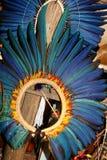 Native headdress Royalty Free Stock Images