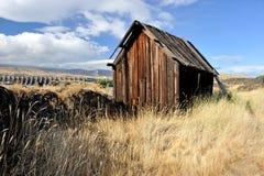 Native Indian Abandoned building Stock Photos