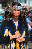 Native Indian people Stock Photo