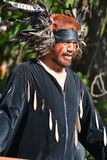 Native Indian people Royalty Free Stock Image