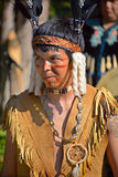 Native Indian people Royalty Free Stock Photo