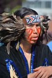 Native Indian people Royalty Free Stock Photography