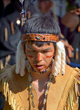 Native Indian people Royalty Free Stock Photos