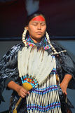 Native Indian people Royalty Free Stock Images