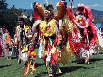 Native Indian Pow Wow Stock Photos