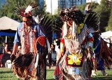 Native Indian Pow Wow Stock Images