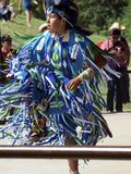 Native North American Dancer Stock Photography