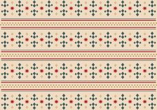 Native pattern - vintage pattern Royalty Free Stock Image