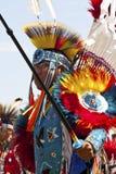 Native pow wow south dakota Royalty Free Stock Photos