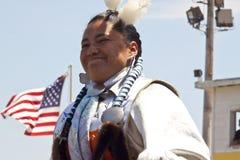 Native pow wow south dakota Stock Photo