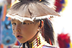 Native pow wow south dakota Royalty Free Stock Image