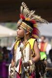 Native pow wow south dakota Royalty Free Stock Images