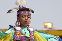 Native pow wow south dakota Royalty Free Stock Photos
