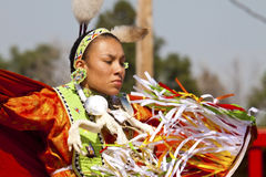 Native pow wow south dakota Stock Photo