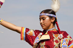 Native pow wow south dakota Royalty Free Stock Image