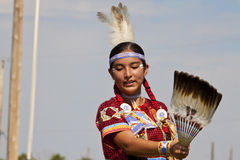 Native pow wow south dakota Stock Images