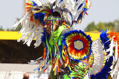 Native pow wow south dakota Royalty Free Stock Photography