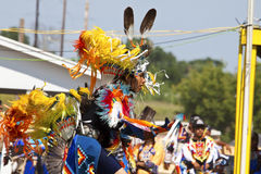 Native pow wow south dakota Stock Photography