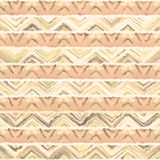 Native seamless watercolor artistic boho style colorful square pattern. Native watercolor artistic colorful pattern. Ethnic boho style. Seamless draw tribal Royalty Free Stock Images
