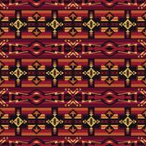 Native Southwest American, Indian, Aztec, Navajo seamless pattern. Geometric design. Aztec geometric seamless pattern. Native American, Indian Southwest print stock illustration