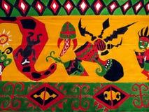 Native Tapestry stock image