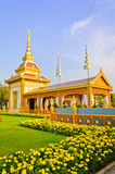 Native Thai architecture Royalty Free Stock Photography