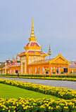 Native Thai architecture Royalty Free Stock Image