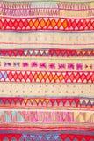 Native Thai style cloth pattern Royalty Free Stock Photos