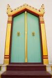 Native Thai style door knocker Royalty Free Stock Photos