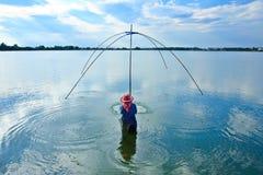 Native Thai style fish Royalty Free Stock Photo