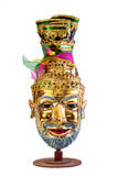 Native Thai style mask Stock Photography