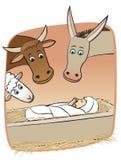 Natividad Imagen de archivo libre de regalías