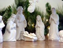 Natividad foto de archivo libre de regalías