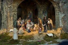 Natividad de Vatican Imagen de archivo libre de regalías