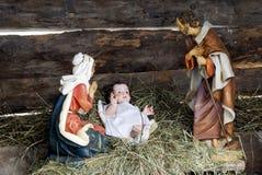 Natividade Fotografia de Stock Royalty Free
