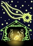 Natividade Imagens de Stock Royalty Free