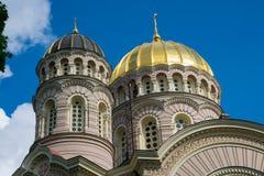 A natividade da catedral de Cristo Imagens de Stock Royalty Free