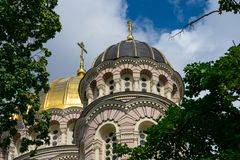 A natividade da catedral de Cristo Fotografia de Stock Royalty Free