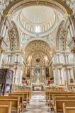 Natividade da Virgem Maria em Naxxar, Malta Imagem de Stock
