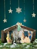 A natividade de Christ Fotografia de Stock