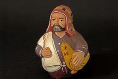Natividade Joseph fotografia de stock royalty free