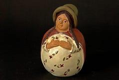 Natividade Mary Imagens de Stock