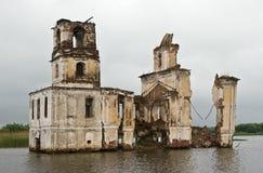 Natività della chiesa ortodossa del Christ Fotografie Stock Libere da Diritti