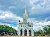 Natività della nostra signora Cathedral Immagini Stock Libere da Diritti