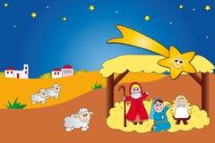 Nativité Photo stock