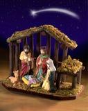 Nativité Image libre de droits