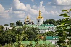Nativité de notre Madame Church à Kiev, Ukraine photos stock