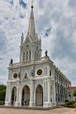 Nativity της κυρίας μας Cathedral, NOK Khwaek κτυπήματος στοκ εικόνες με δικαίωμα ελεύθερης χρήσης
