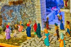 nativity zdjęcie stock