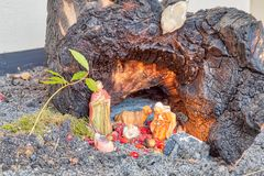 nativity fotografia stock